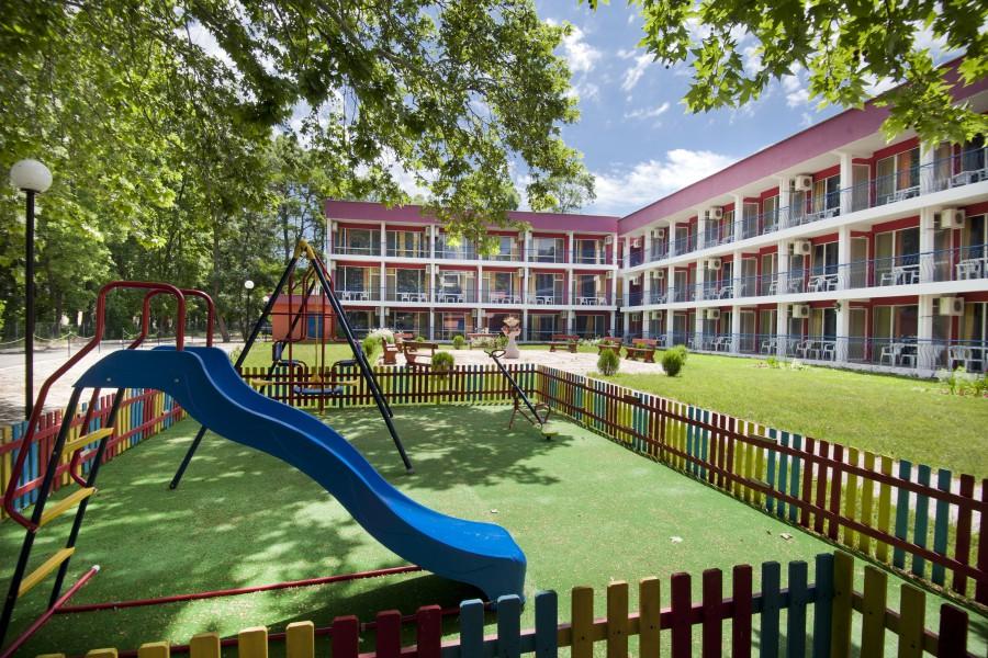 Regina Sunny Beach playground