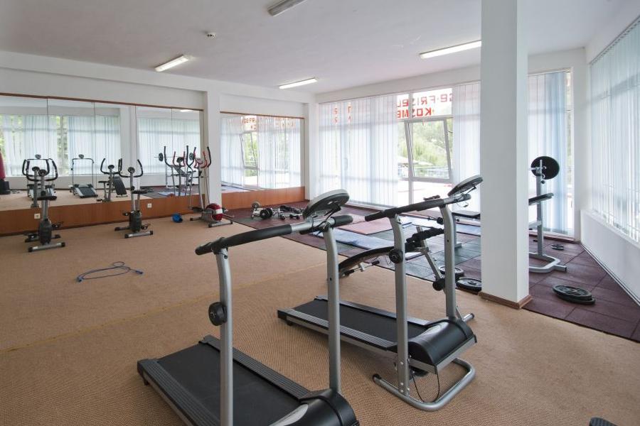 Hotel Regina Fitness